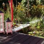Therapieraum Garten